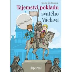 TAJEMSTVÍ POKLADU SVATÉHO VÁCLAVA: Renata Šindelářová
