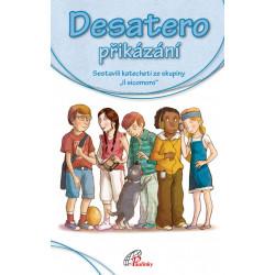 DESATERO PŘIKÁZÁNÍ: kol. autorů