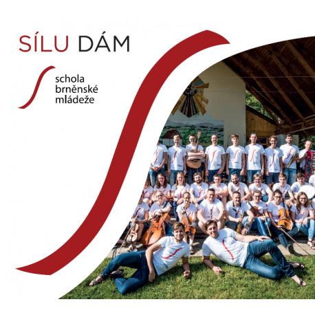 SÍLU DÁM nové CD k výročí 18 let SBMky