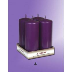 Kostelní adventní svíčky 60x120