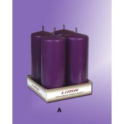 Kostelní adventní svíčky 60x150